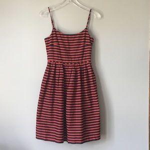 J. Crew | Striped Sleeveless Dress | Sz 2